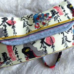 Geisha Figure Clutch