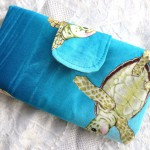 Sea Turtle Trifold Wallet