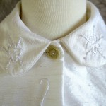 Collar and shell button