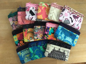 Zip Card Carrier Wallets
