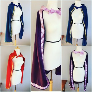 King, Queen, Magician Robes